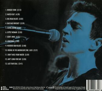 Blue Highways - CD Audio di Colin James - 2
