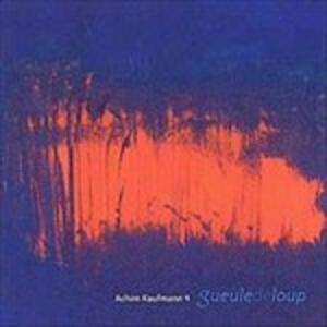 Gueule De Loup - CD Audio di Achim Kaufmann