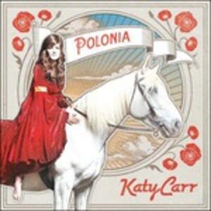 Polonia - CD Audio di Katy Carr