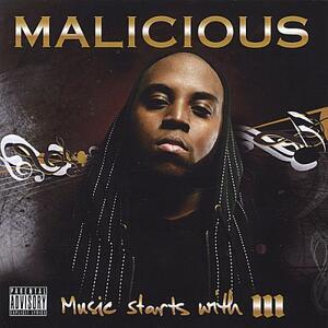 Music Starts With M de Malicious - CD Audio di Malicious