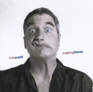 Making Faces - CD Audio di Rick Scott