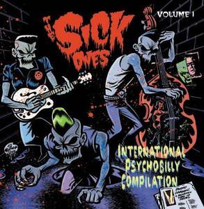 Sick Ones - CD Audio