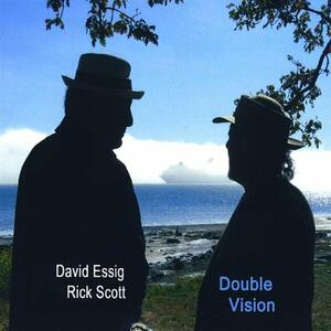 Double Vision - CD Audio di David Essig