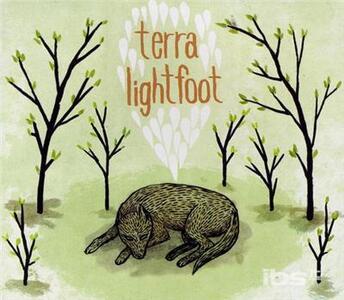 Terra Lightfoot - CD Audio di Terra Lightfoot