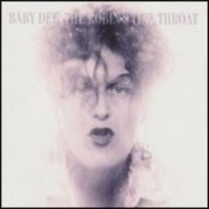 Robin's Tiny Throat - CD Audio di Baby Dee