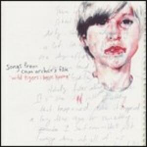 Songs from Cam Archer's Film. Wild Tigers I Have Known - CD Audio