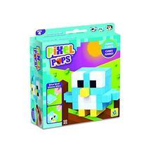 Pixelpops Uccellino Blu. Orb Factory (74784)