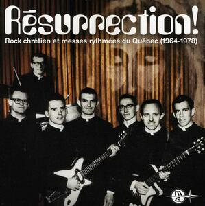 Resurrection - CD Audio