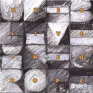 Live in Europe - CD Audio di Uzeb