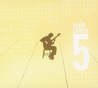 5 - CD Audio di Alain Caron