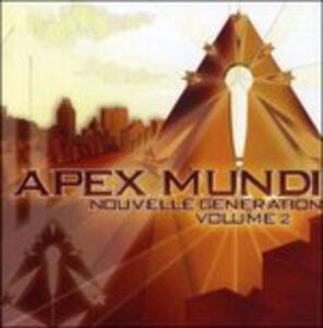 Apex Mundi - CD Audio