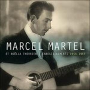 Enregistrements 1958-63 - CD Audio di Marcel Martel