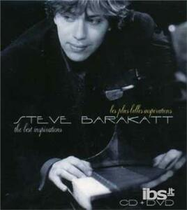 Best Inspirations - CD Audio + DVD di Steve Barakett