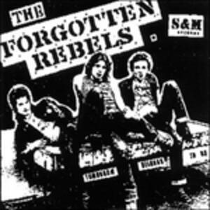 Tomorrow Belongs to us - CD Audio di Forgotten Rebels
