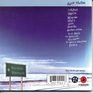 Aloha, Manitoba - CD Audio di Luke Doucet - 2
