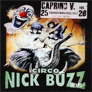 Circo - CD Audio di Nick Buzz