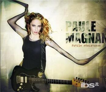Futile Resistance - CD Audio di Paule Magnan