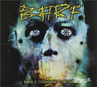 Brule Consume Torture - CD Audio di B.A.R.F.