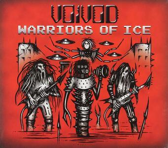 Warriors of Ice - CD Audio di Voivod