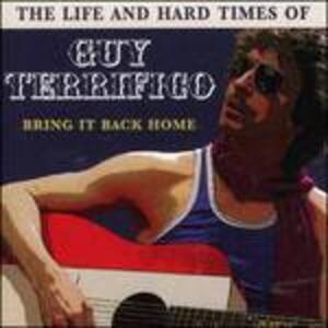 Life & Times of Guy Terri (Colonna Sonora) - CD Audio