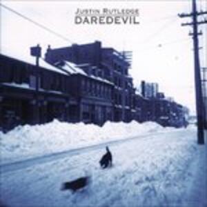 Daredevil - CD Audio di Justin Rutledge
