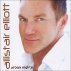 Urban Nights - CD Audio di Allistair Elliott