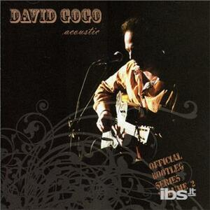 Acoustic. Official Bootle - CD Audio di David Gogo