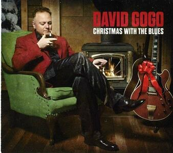 Christmas with the Blues - CD Audio di David Gogo