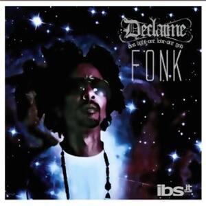 Fonk - CD Audio di Declaime (aka Dudley Perkins)