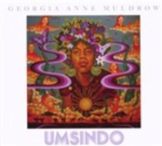 Umsindo - CD Audio di Georgia Anne Muldrow