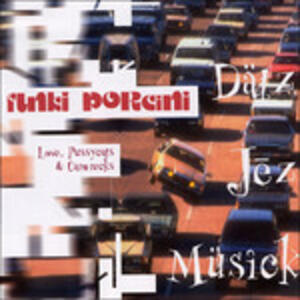 Love, Pussycats & Carwrec - CD Audio di Funki Porcini