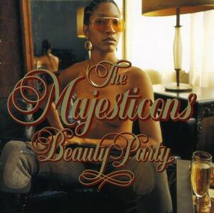 Beauty Party - CD Audio di Majesticons