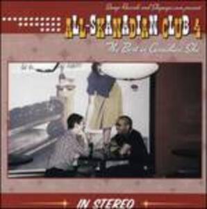 All Skanadian Club 4 - CD Audio