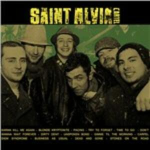 Saint Alvia Cartel - CD Audio di Saint Alvia Cartel