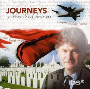 Journey - CD Audio di John McDermott