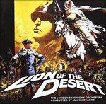 Cover CD Colonna sonora Omar Mukhtar - Il Leone del Deserto