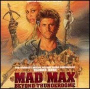 Mad Max Beyond Thunderdome (Colonna Sonora) - CD Audio di Maurice Jarre
