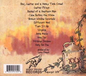 Firewater - CD Audio di Whyskey Myers - 2