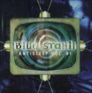 Antisleep vol.1 - CD Audio di Blue Stahli