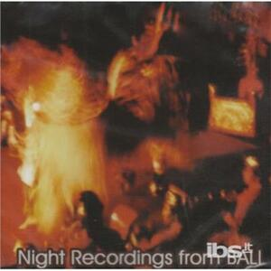 Night Recordings From - CD Audio
