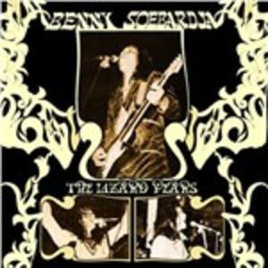 Lizard Years - CD Audio di Benny Soebardja