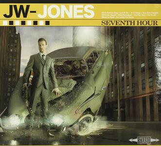 Seventh Hour - CD Audio di JW-Jones