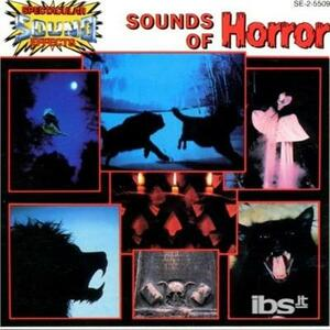 Sounds of Horror - CD Audio