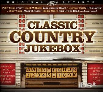 Classic Country Jukebox - CD Audio