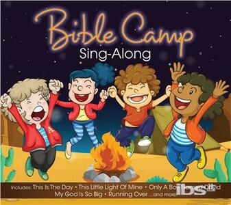 Bible Camp Sing Along - CD Audio