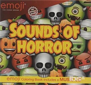 Emoji. Sounds of Horror - CD Audio