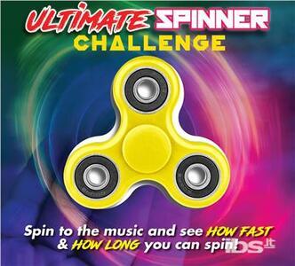 Ultimate Spinner - CD Audio