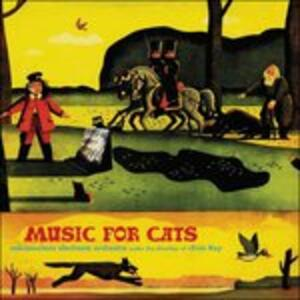Music for Cats - Vinile LP di cEvin Key