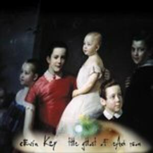 The Ghost of Each Room - Vinile LP di cEvin Key