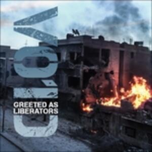Greeted as Liberators - CD Audio di V01D